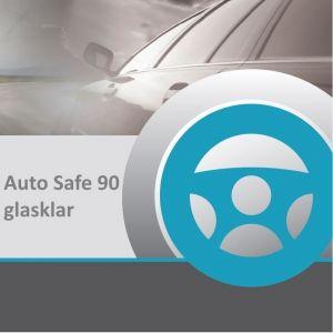 Sicherheitsfolie Auto Safe 90 glasklar