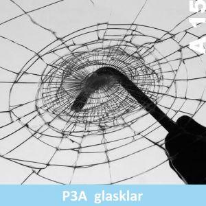 Glasklarer Einbruchschutz