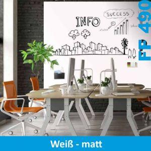 Whiteboard, Magnettafel und Projektionsfläche
