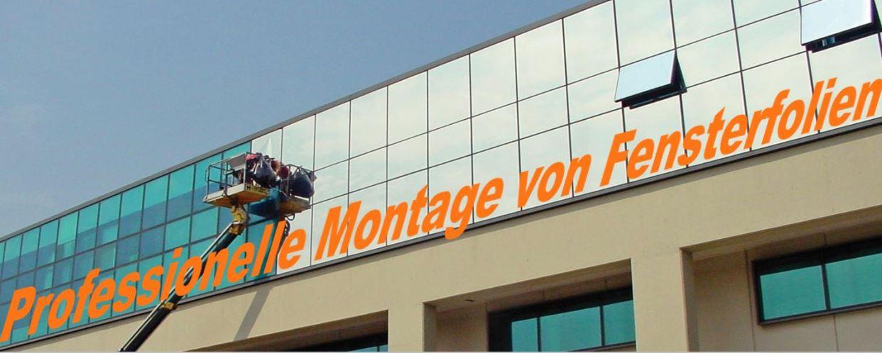 Montageservice für Fensterfolien