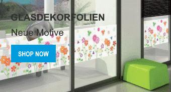 Angebote Dekorfolien für Fenster